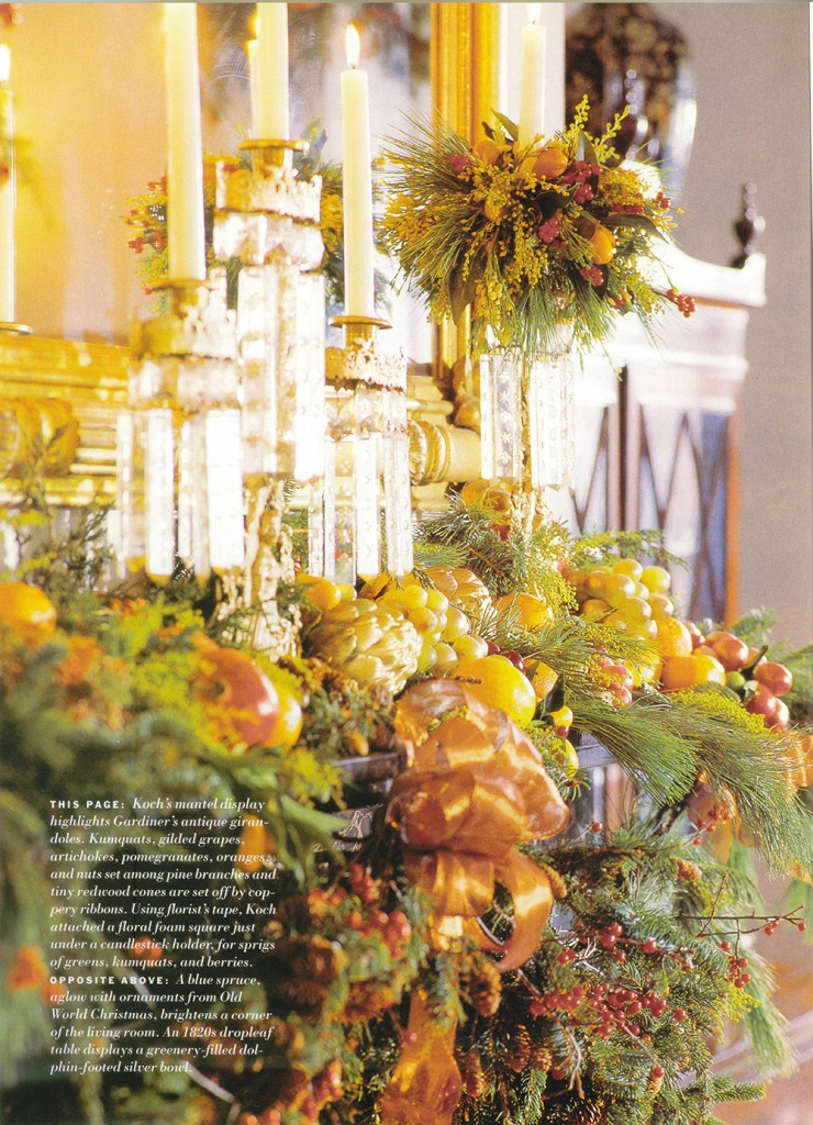 COLONIAL HOMES HOLIDAY2